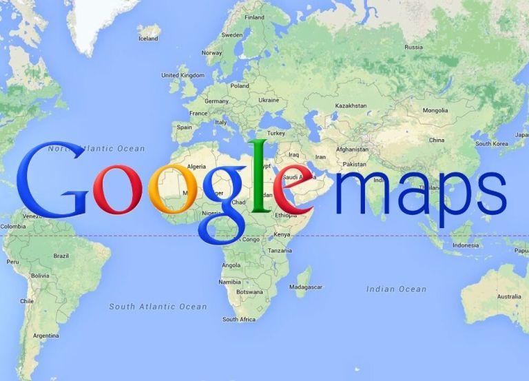 Lugares que foram apagados do Google Maps