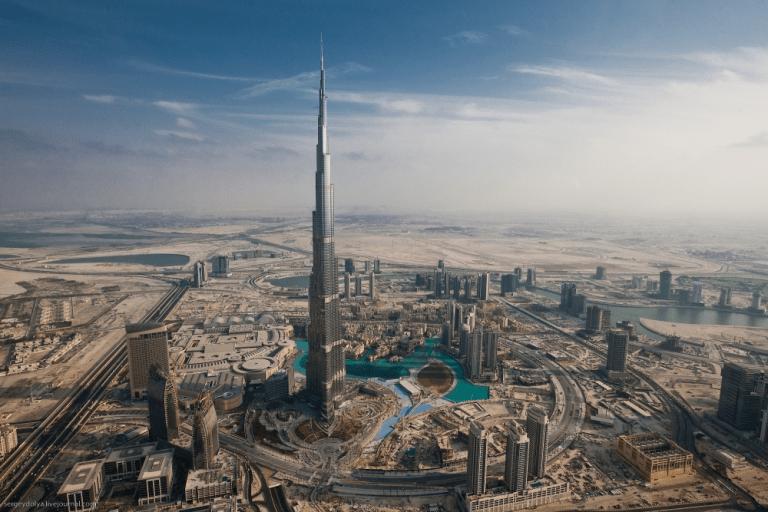 Quais são os prédios mais altos do mundo?
