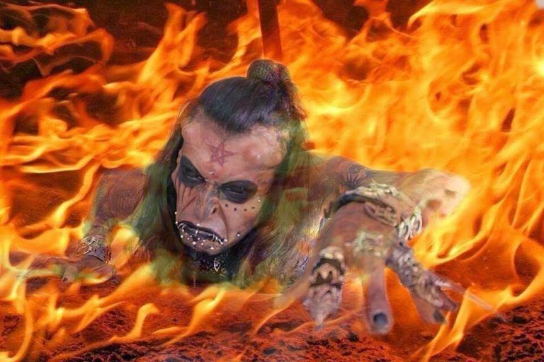 Conheça Caim, o homem mais demoníaco do mundo!