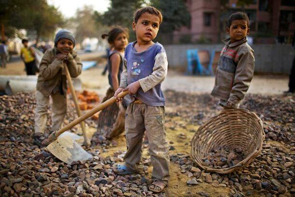 Os 7 trabalhos infantis mais perigosos do mundo