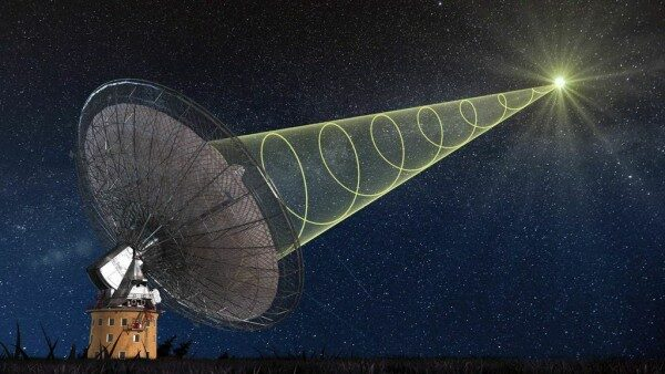 Cientistas detectaram misteriosas ondas de rádio vindas do espaço