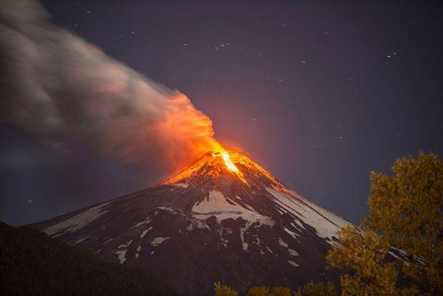 Você sabia que existe um vulcão no Brasil?