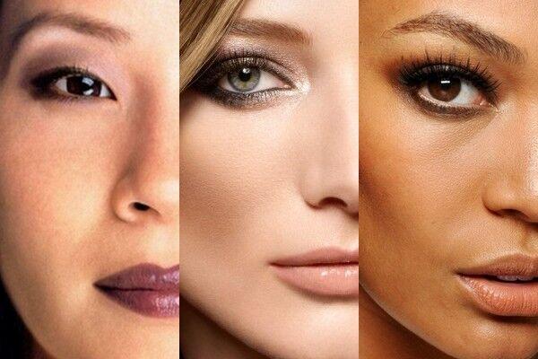 Por que a pele das pessoas são de cores diferentes?