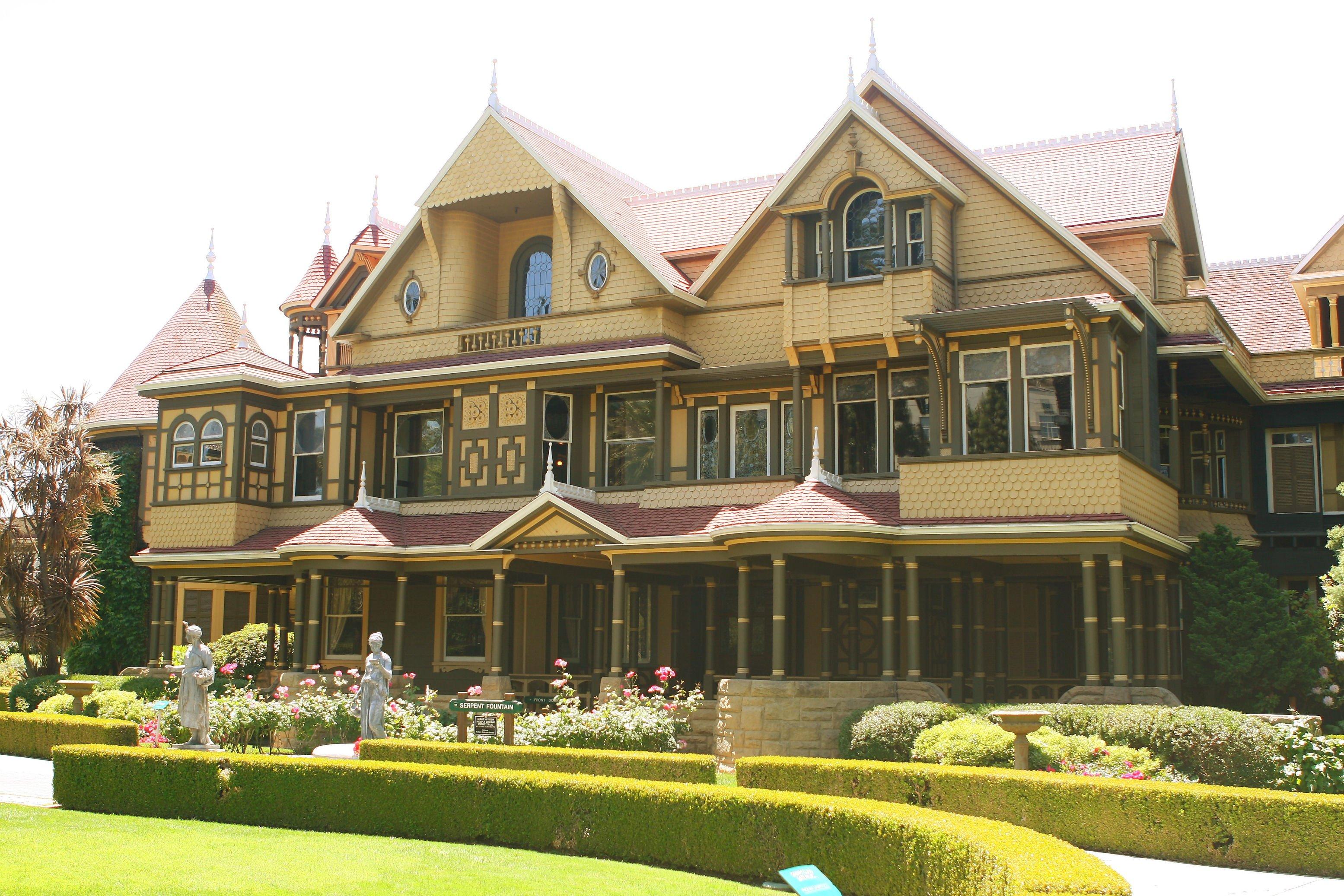 A história da mansão Winchester a casa mais assustadora do mundo inteiro