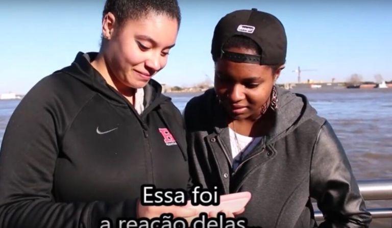 O que as mulheres de outros países acham da Globeleza? [VÍDEO]