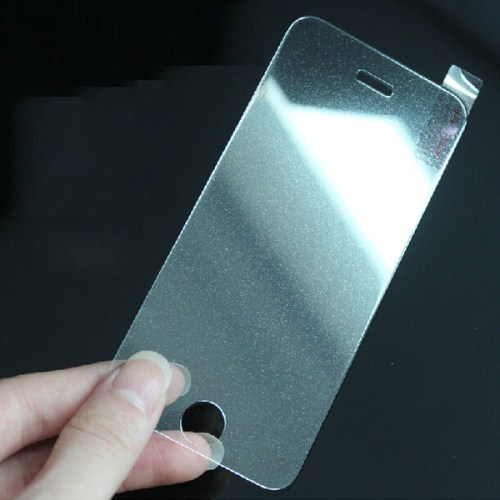 9H-Real-Tempered-Glass-Silver-Diamond-Glitter-Screen-Protector-for-iPhone-5-5S-5C