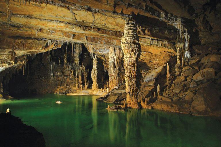 10 maravilhas subterrâneas que você vai querer conhecer