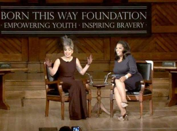 lady-gaga-visits-harvard-with-oprah-winfrey-to-officially-launch-born-this-way-foundation