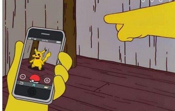 simpsons-pokemon-go