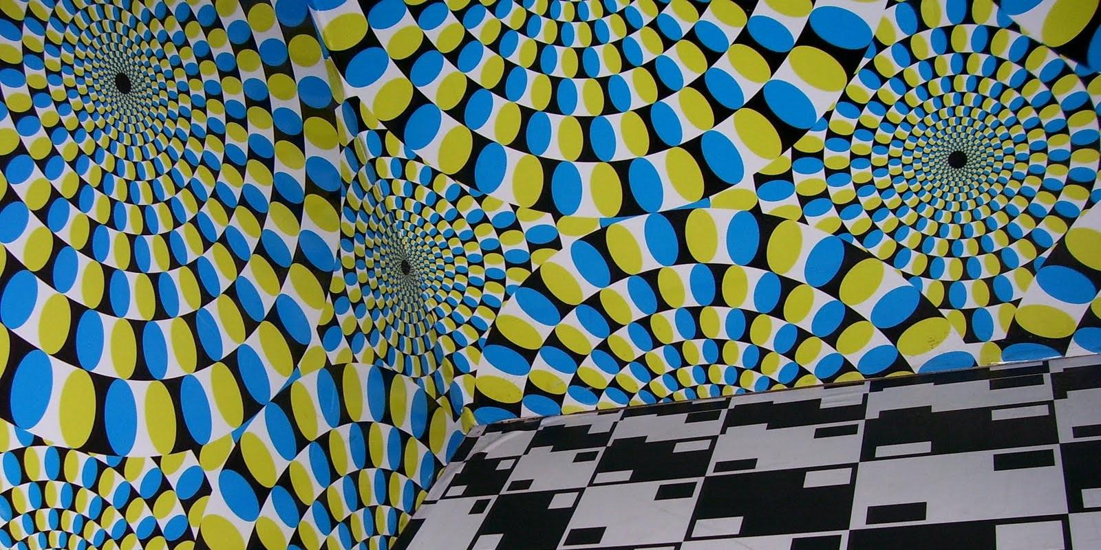 24 ilusões de ótica que vão dar um nó no seu cérebro
