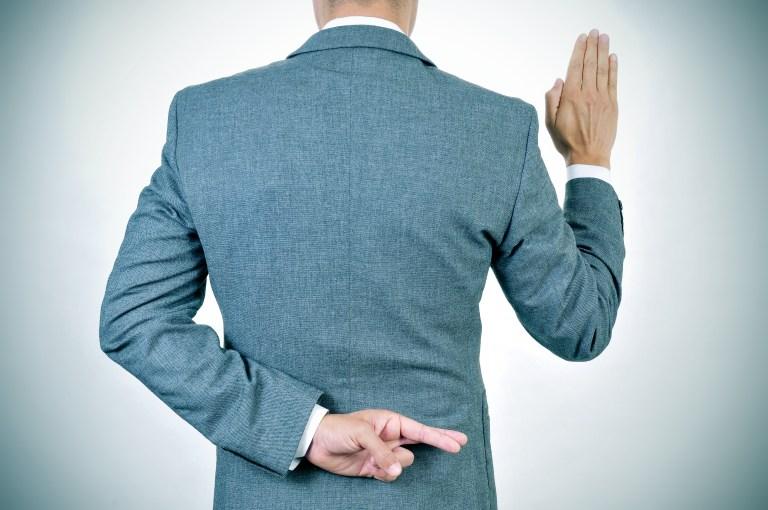 7 evidências que indicam que uma pessoa não é confiável