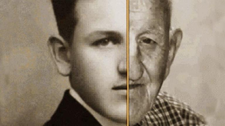 10 gifs impressionantes que mostram o poder do envelhecimento