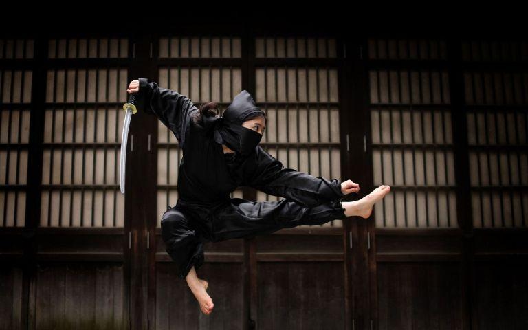 10 coisas que você nunca soube sobre os verdadeiros ninjas