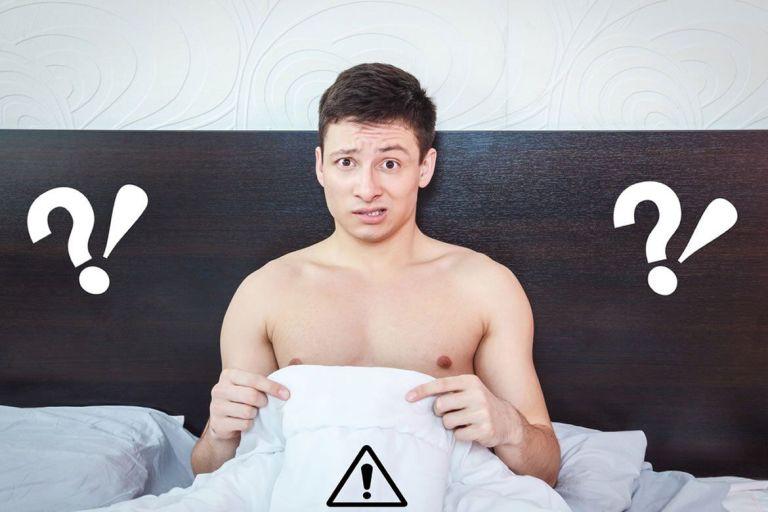 7 coisas constrangedoras que só acontecem com os homens