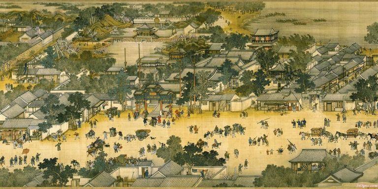 9 fatos nojentos sobre a vida na China Antiga