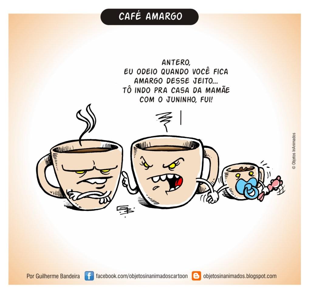 CAFE AMARGO