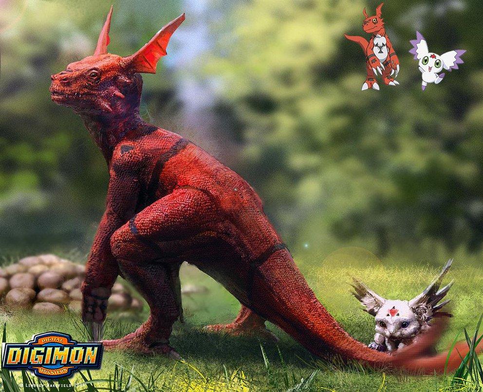 Digimon 16, Fatos Desconhecidos