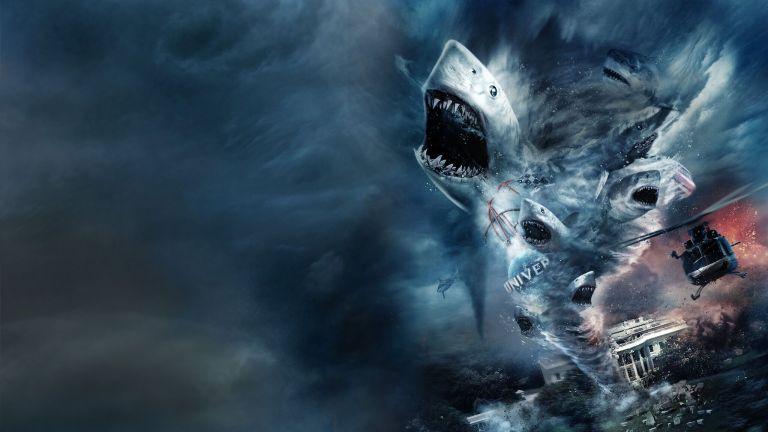 Sharknado 5 – Quinto filme promete colocar tubarões voando em todo o MUNDO