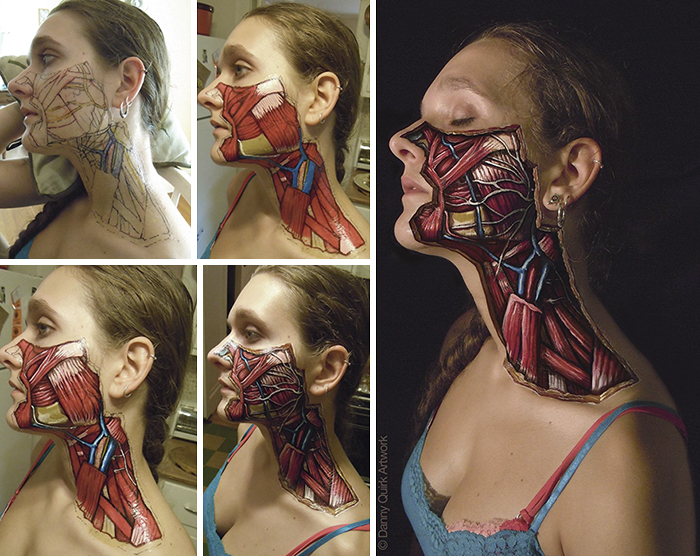 Anatomical Body Paintings Danny Quirk 17 58b7ce2ddb175  700, Fatos Desconhecidos