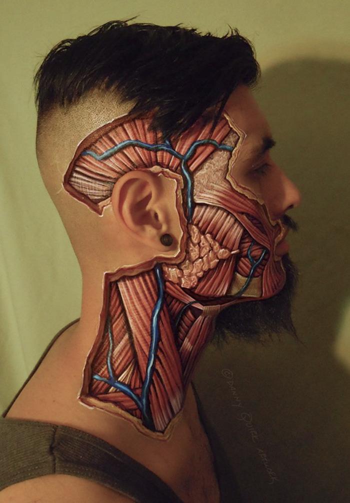 Anatomical Body Paintings Danny Quirk 21 58b7ce7520d13  700, Fatos Desconhecidos