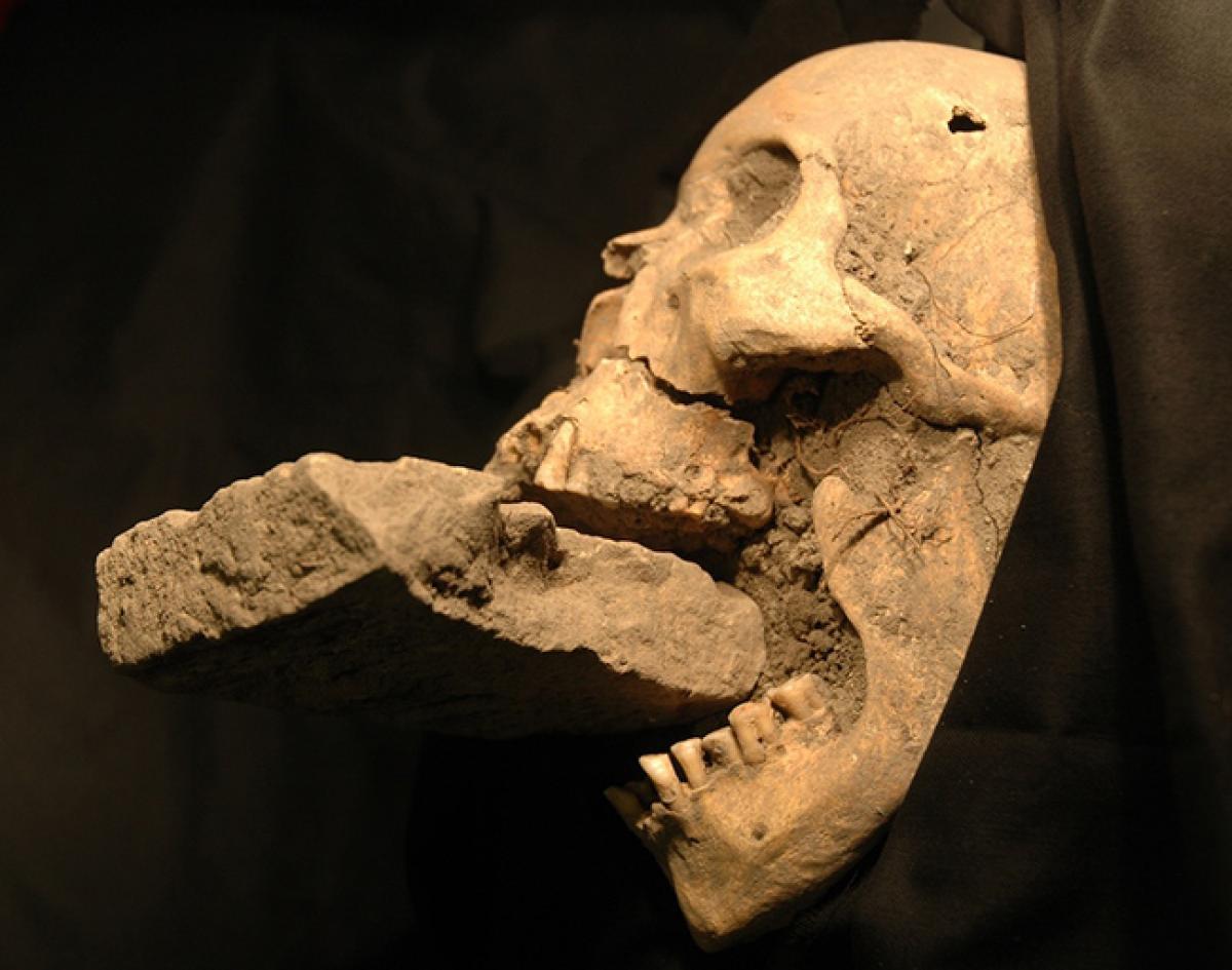 7 descobertas arqueológicas mais apavorantes