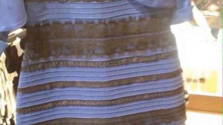 Se lembra do vestido? O mistério de porque ele é visto em várias cores pode finalmente ter sido resolvido