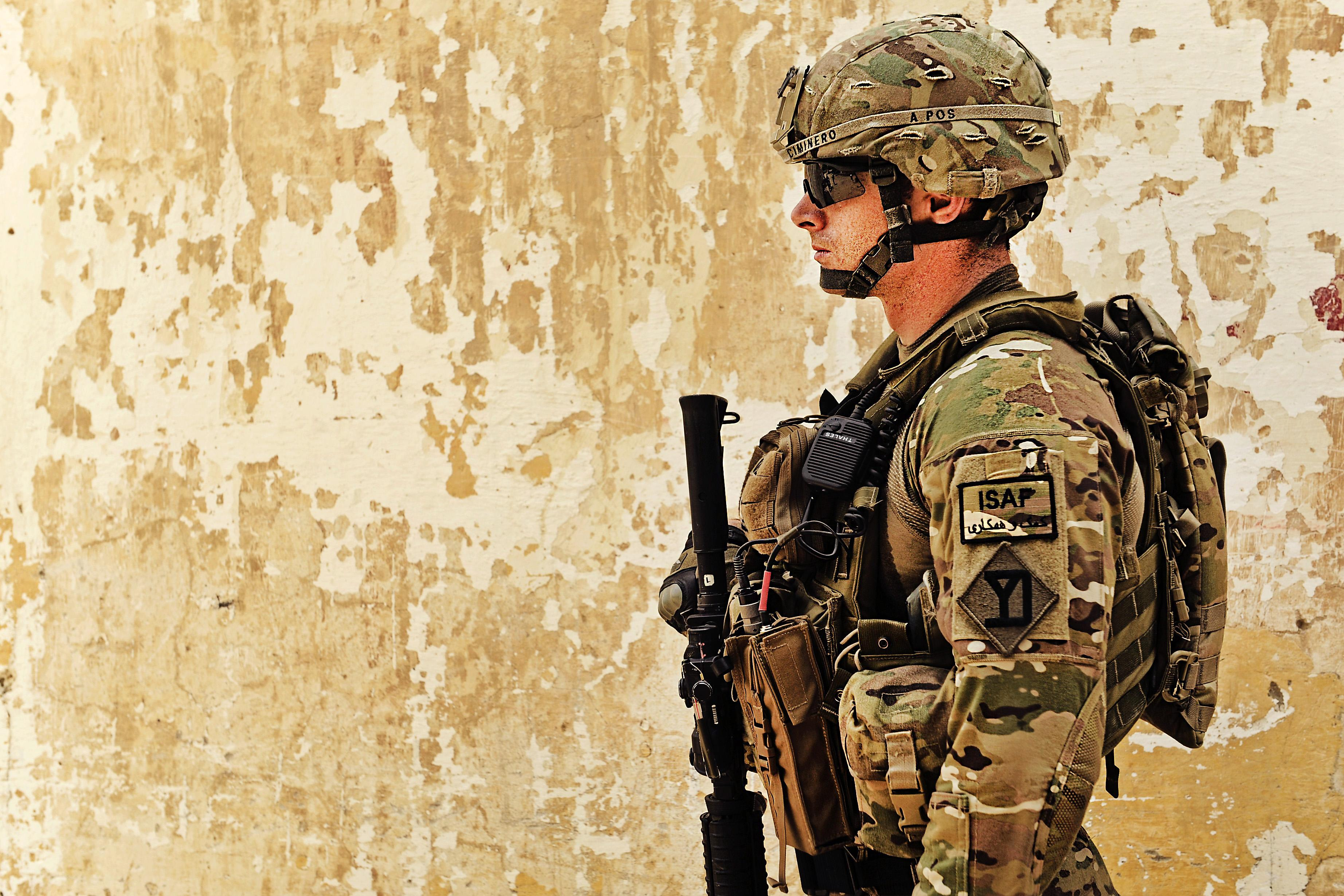 7 histórias perturbadoras contadas por soldados