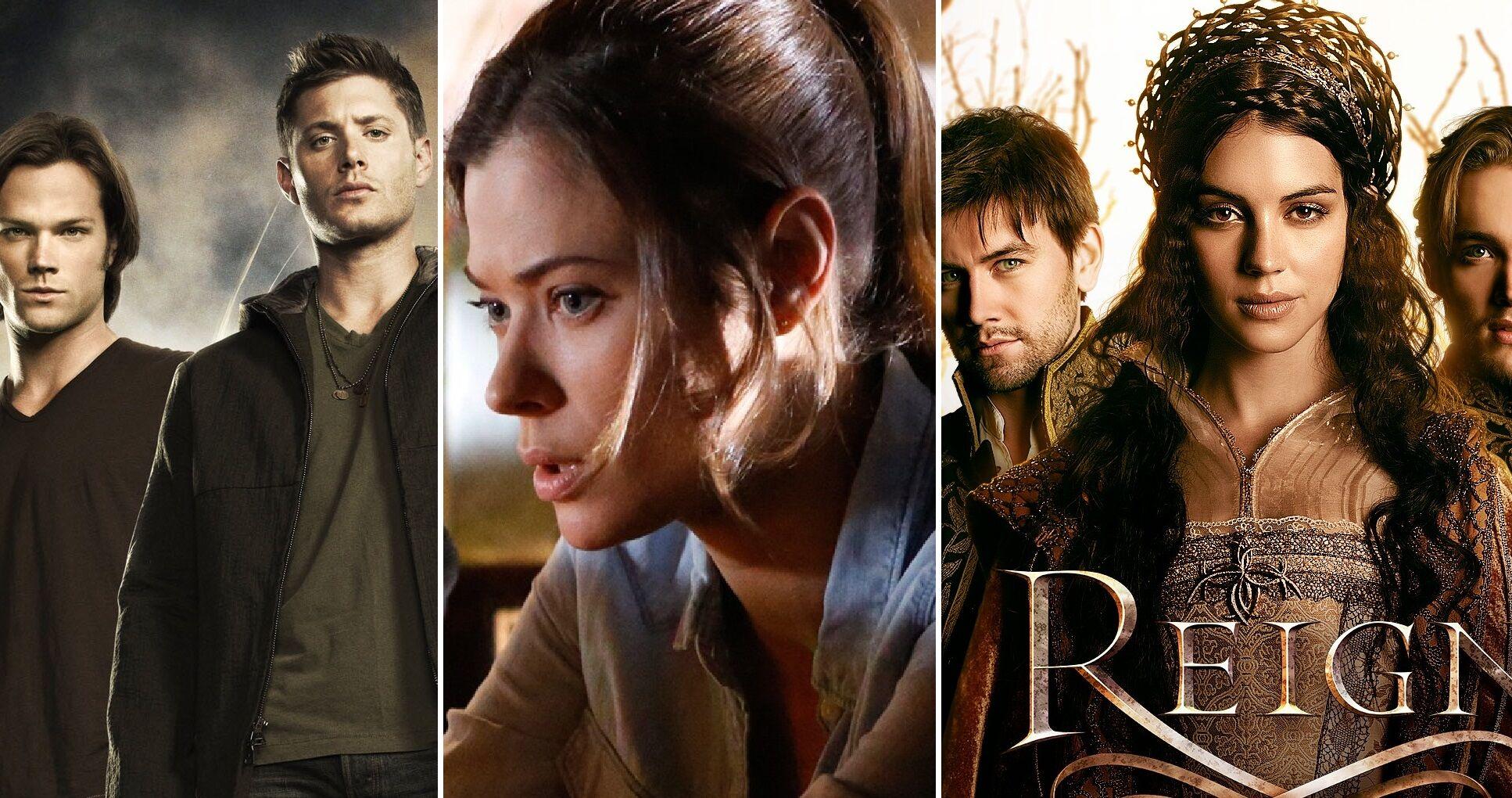 Essas são as séries renovadas e canceladas do CW