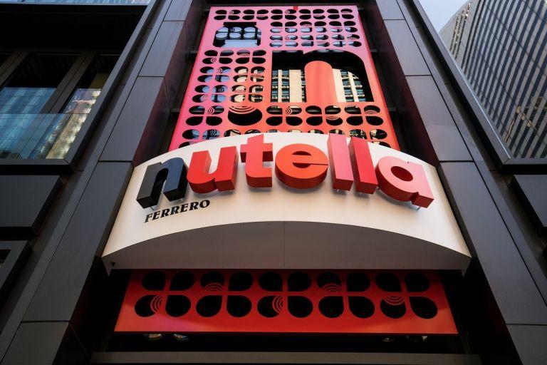 Saiba como é a primeira lanchonete de Nutella do mundo