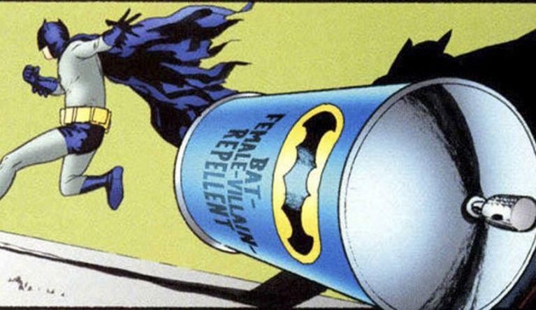 5 armas mais inúteis e sem noção dos super-heróis