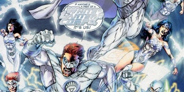 Justice League Wonder Woman White Lanterns 600x300, Fatos Desconhecidos