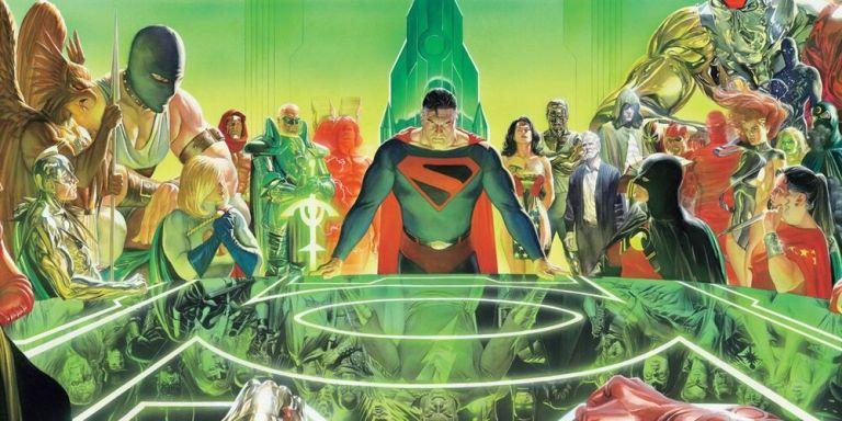 5 crossovers insanos que mais reuniram heróis dos quadrinhos