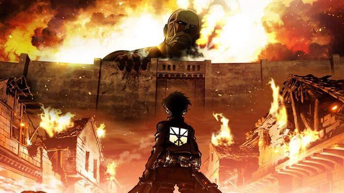 5 motivos que explicam a popularidade absurda de Attack on Titan