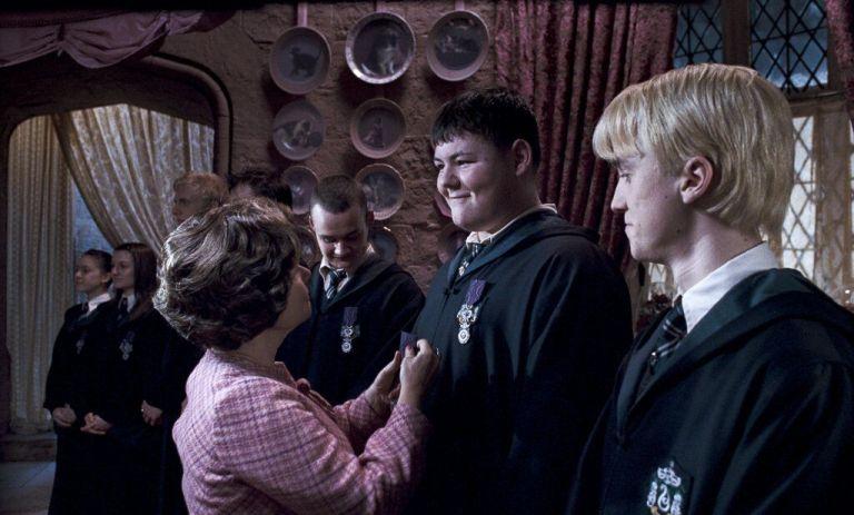 Entenda o motivo de Crabbe ter sido substituído no último filme de Harry Potter