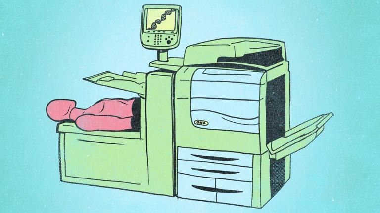 """Como funciona uma máquina de """"imprimir"""" vida? Sim, ela existe"""
