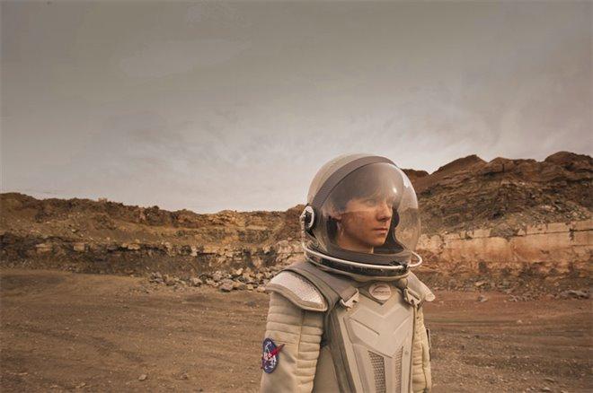 Como seriam os seres humanos se eles nascessem em Marte?