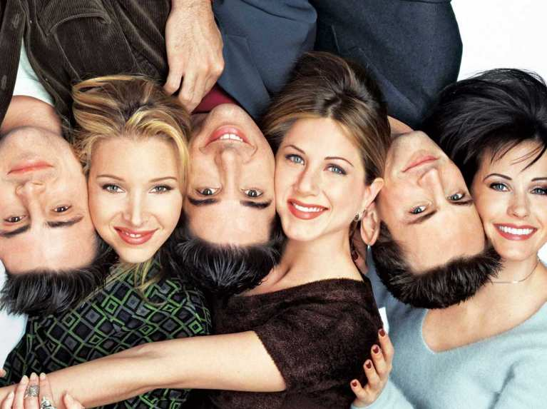 6 coisas que você nunca soube sobre Friends