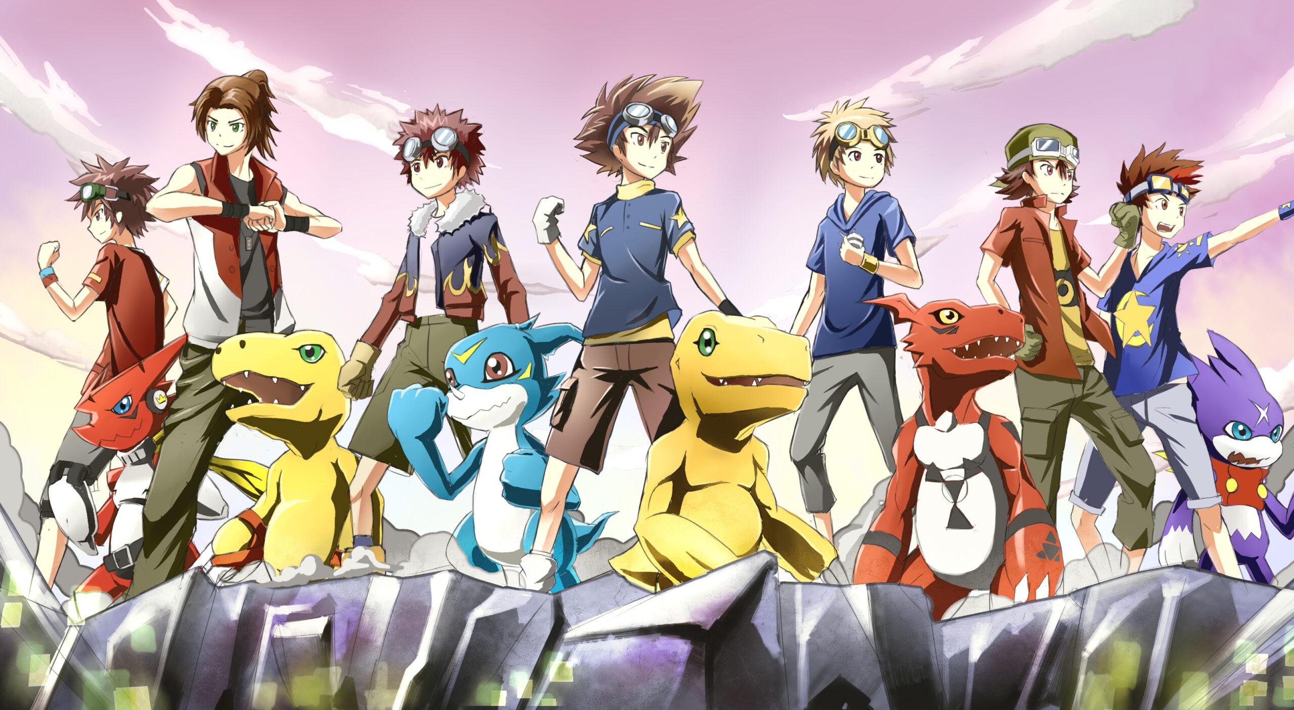 5 momentos de partir o coração em Digimon