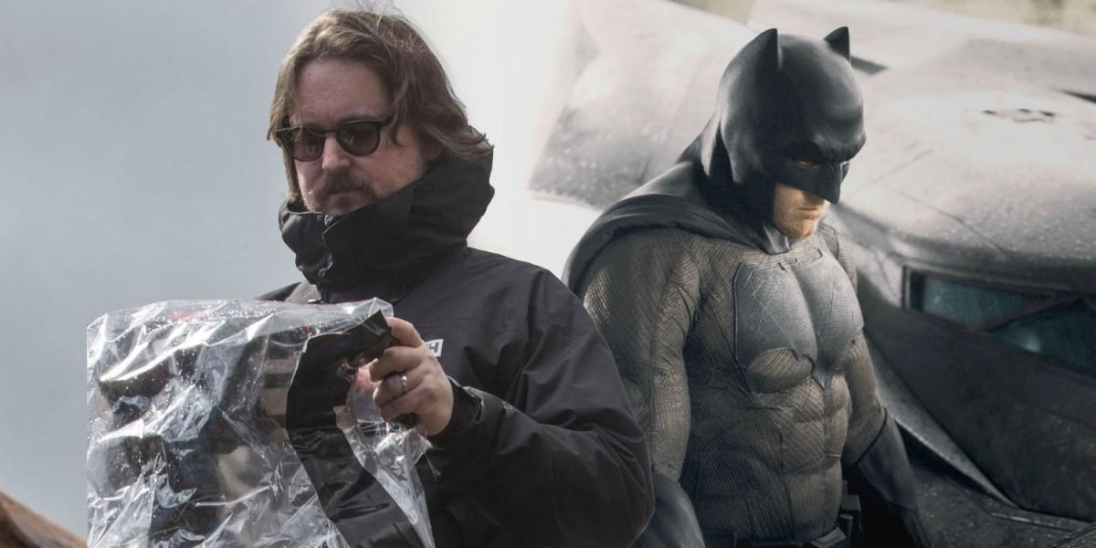Matt Reeves Batman, Fatos Desconhecidos