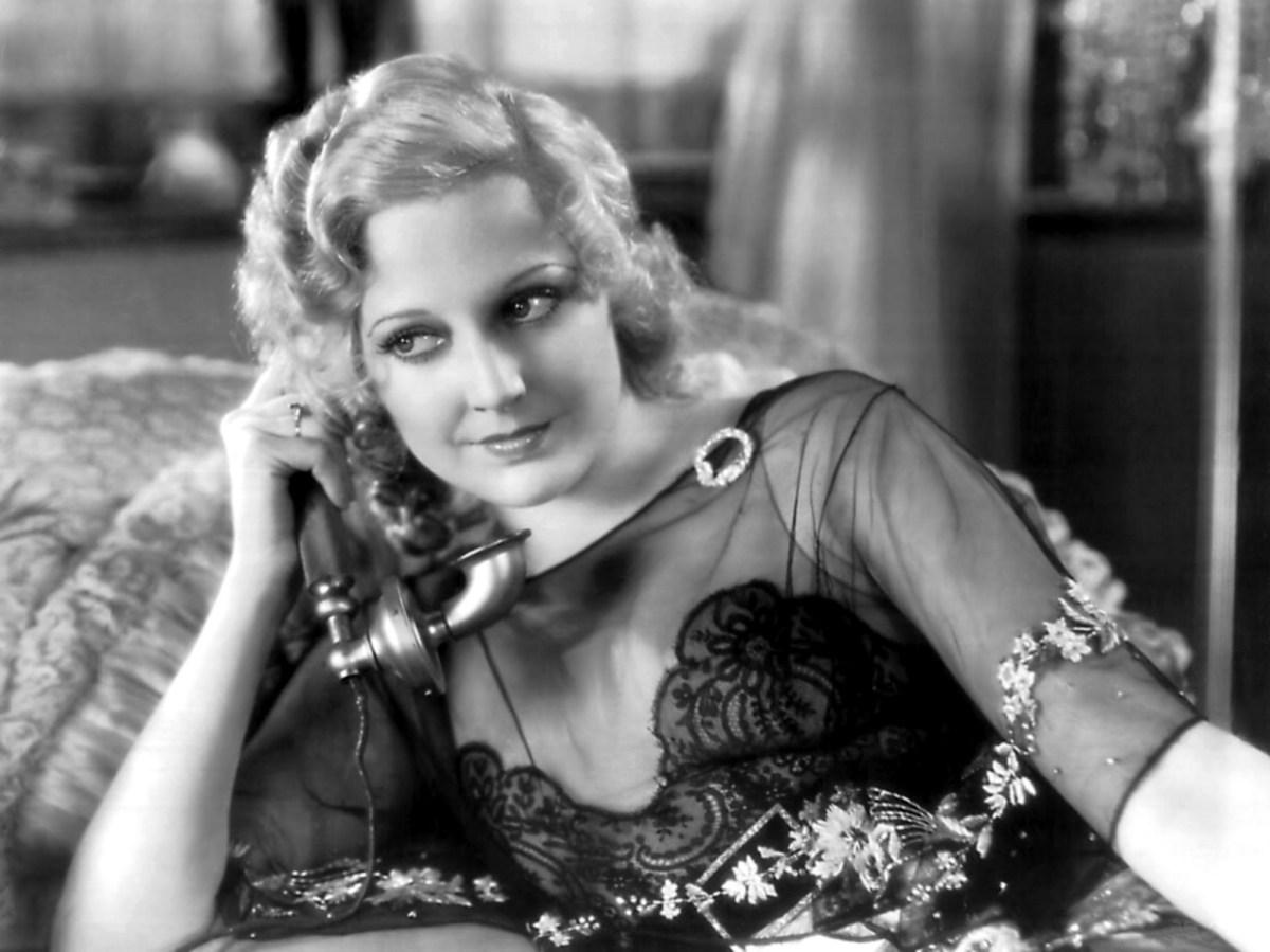 Thelma Todd, Fatos Desconhecidos