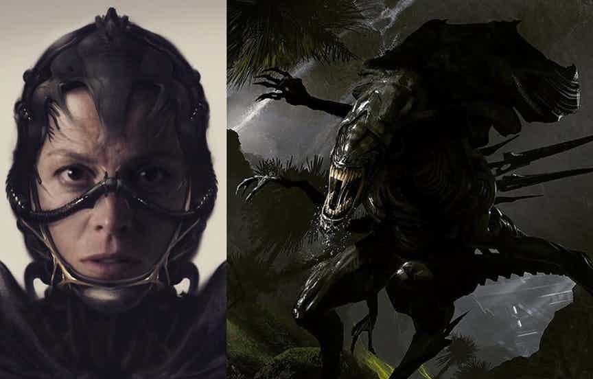 Alien 5, Fatos Desconhecidos