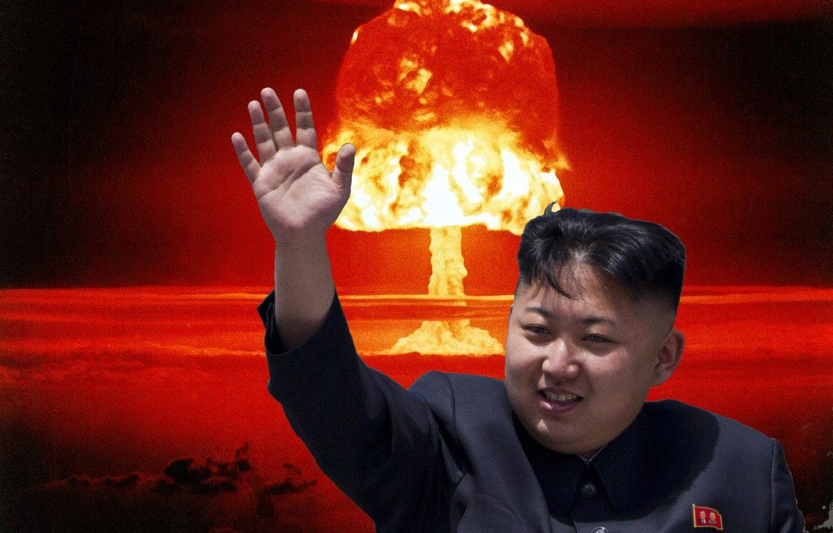O que aconteceria com a Terra se houvesse uma guerra nuclear?
