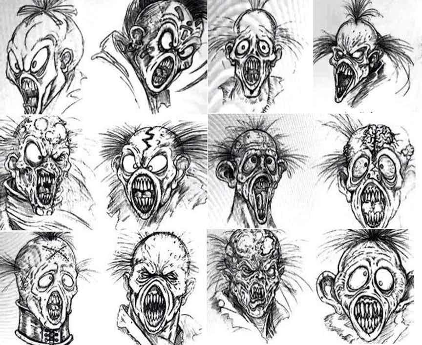 Scream Knb Concepts, Fatos Desconhecidos