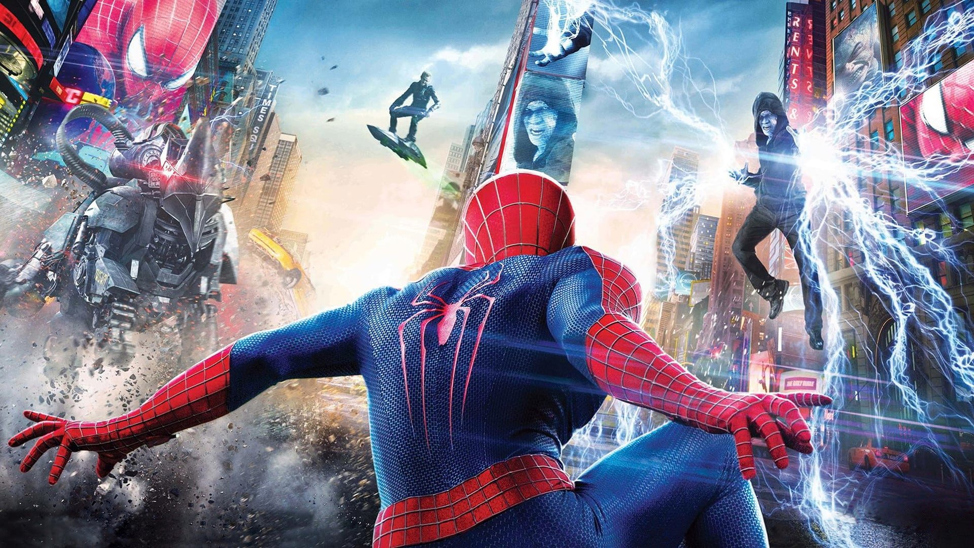 Homem Aranha – Diretor revela que havia planos para filme solo de Sexteto Sinistro