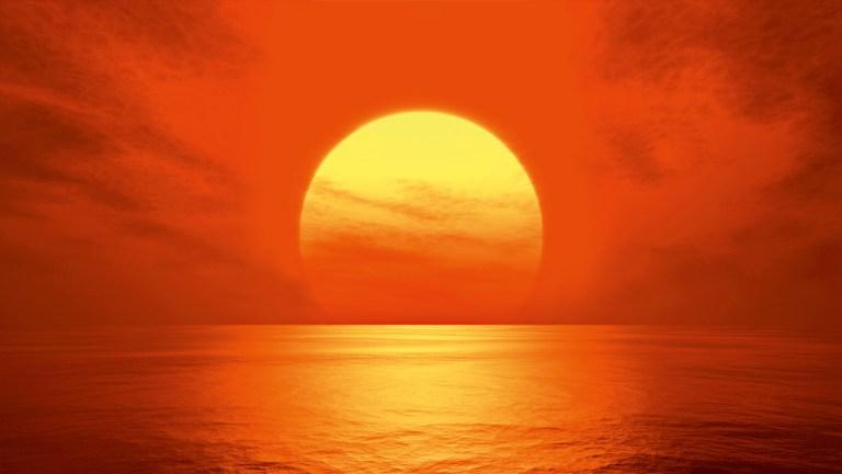 Isso é o que vai acontecer quando o sol deixar de existir