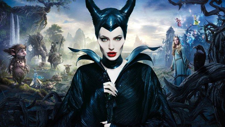 Angelina Jolie confirma sua atuação como protagonista de Malévola 2