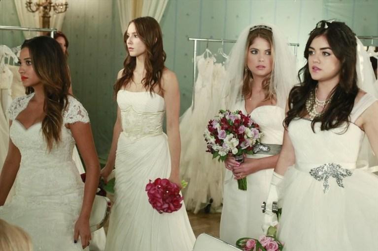 De qual série de TV é esse vestido de noiva? [Quiz]