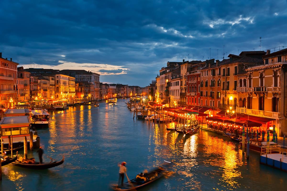 Veneza Itália, Fatos Desconhecidos