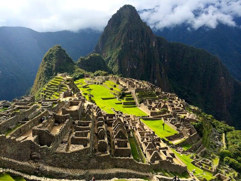 Machu Picchu 1, Fatos Desconhecidos