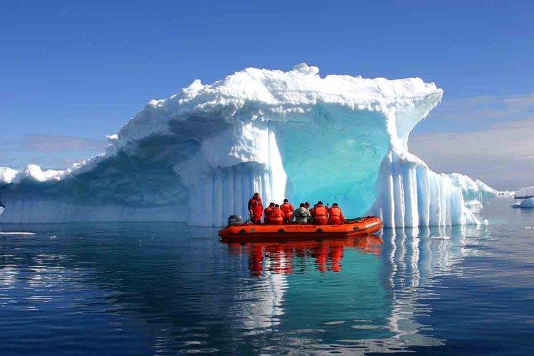 7 segredos de se morar na Antártida